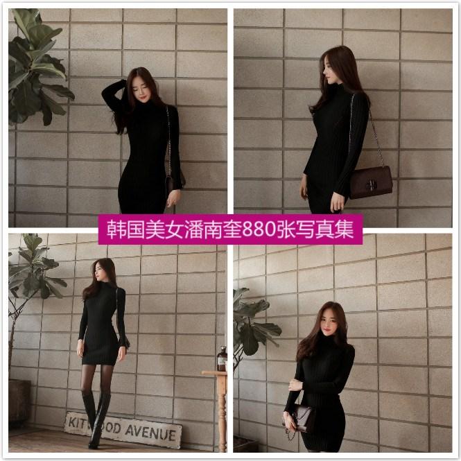 潘南奎韩国性感模特美女人物图片泳装摄影写真手机壁纸合集参考