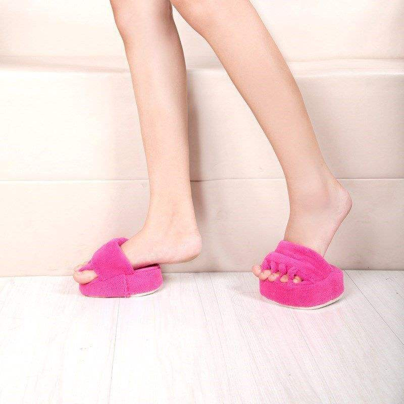 Leg stretch slippers new thin legs leg stretch to remove swelling stretch leg muscle slippers shape