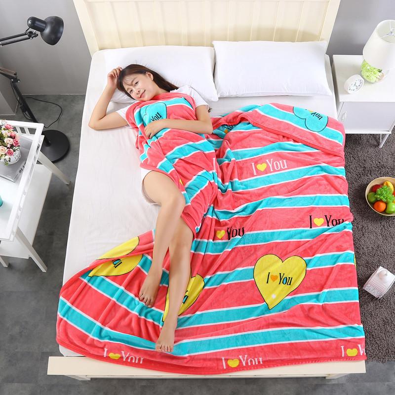 厚珊瑚绒毯子毛毯床单金丝绒床单 珊瑚绒儿童床单冬季绒 法兰绒薄