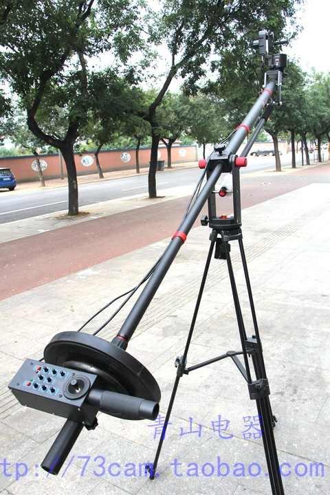 高档捷洋3米摄像摇臂单反DV小摇臂可升级电控