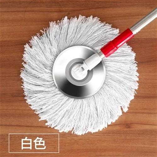 Kroger thread cotton head rotary mop head mop replace handle head P universal pier cloth head thickened mop head