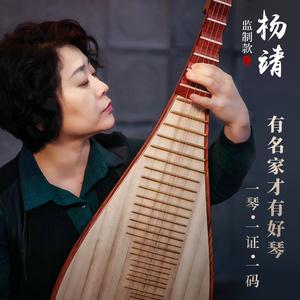 乐海杨靖监制款奥氏黄檀木材质琵琶