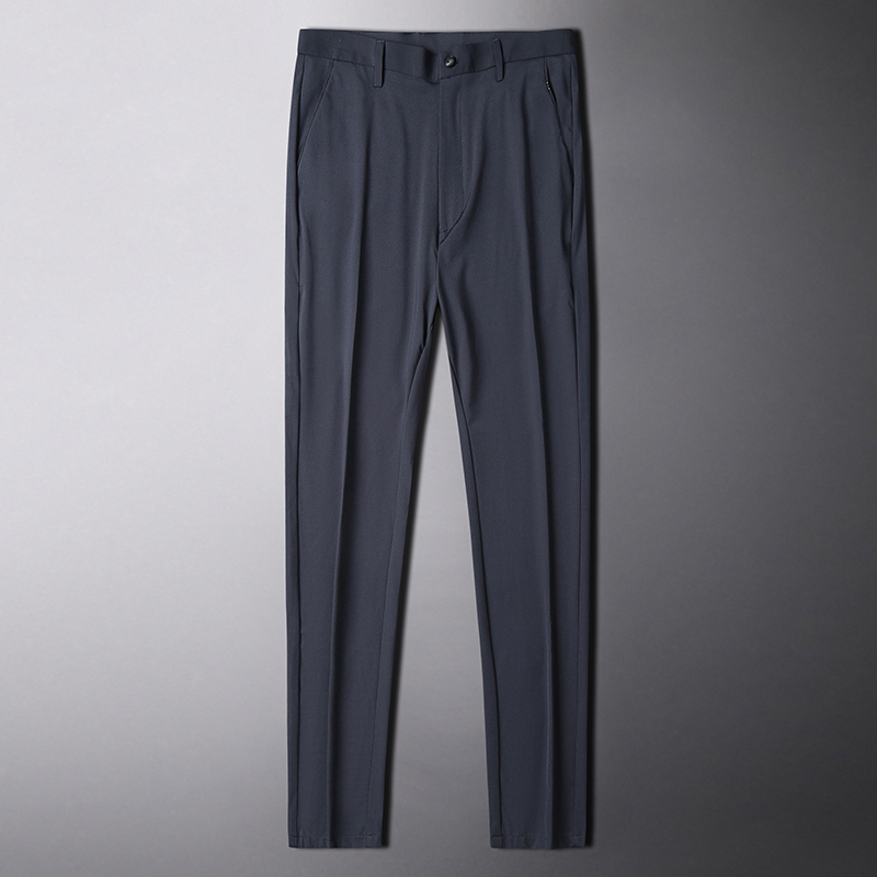 [exclusive for Shangge Hougong group] mens business trousers with spandex fabric