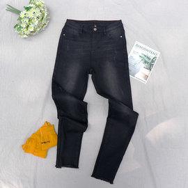 8985女装弹力牛仔裤LKZ2000033