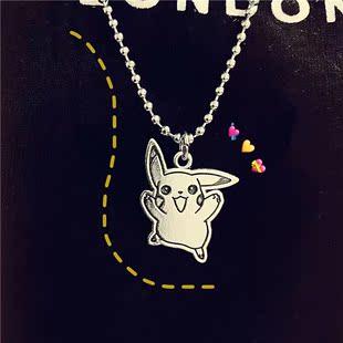 Yans new necklace yuansuo cool trampy hip hop men and women