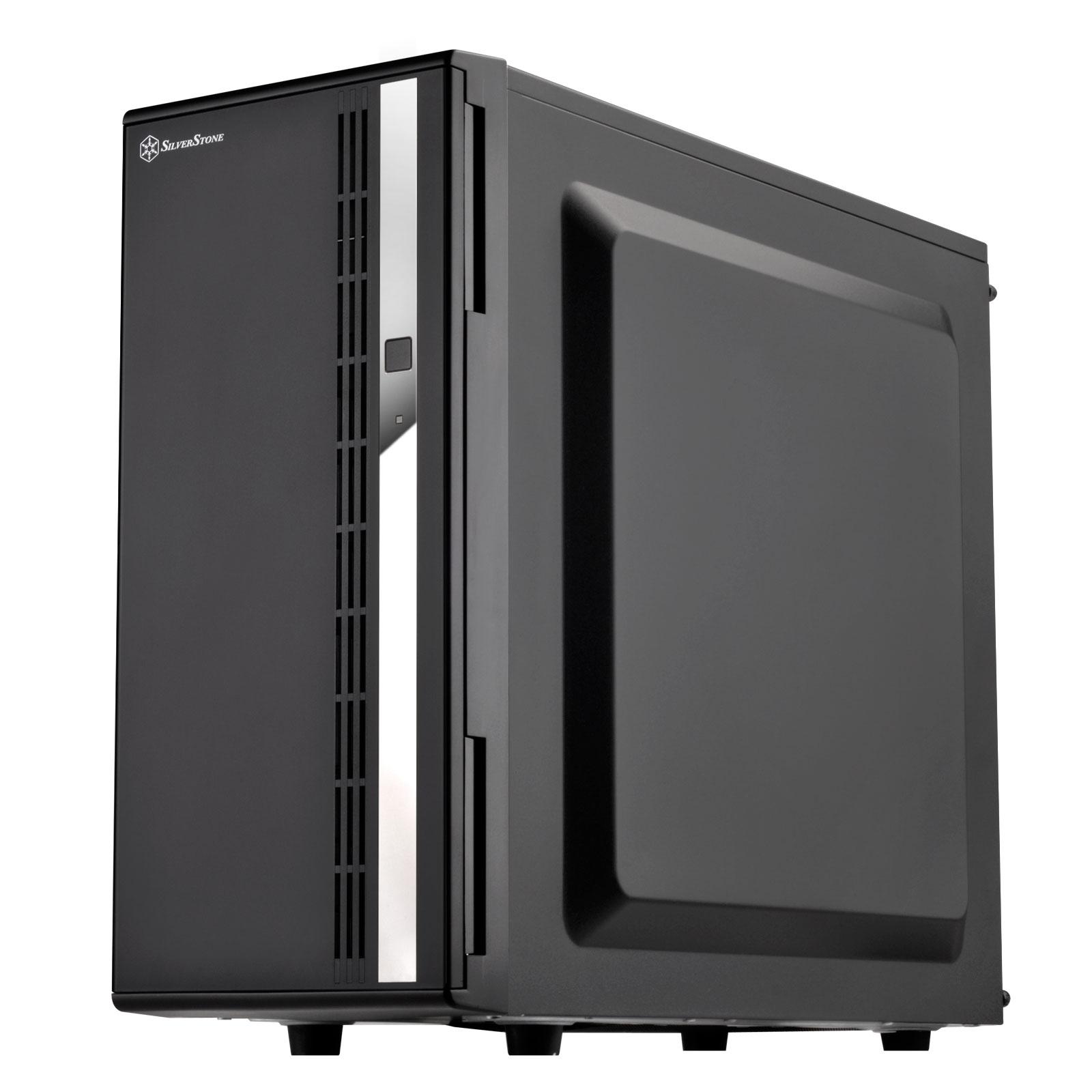 银欣 SilverStone CS380 存储服务器Nas机箱/相容8x3.5热插拔硬盘