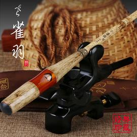 雀羽鲫鱼竿28调日本进口46T高碳素鱼竿 防竹节3.9米4.5米台钓手竿