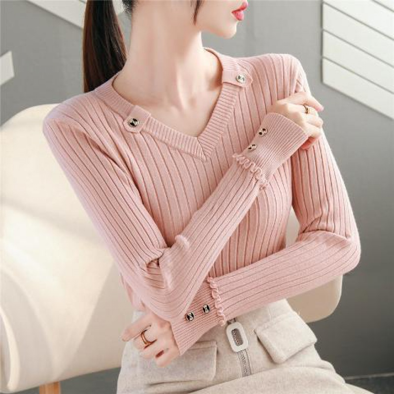 2020 new sweater for women in autumn and winter