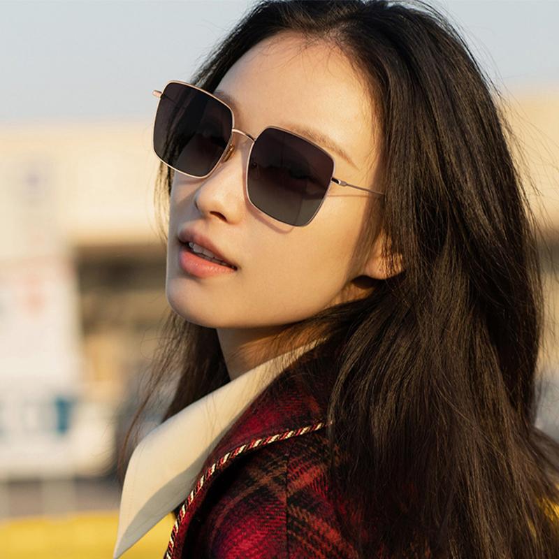 2020新款墨镜太阳镜近视可配度数女大框显瘦明星同款开车偏光眼镜