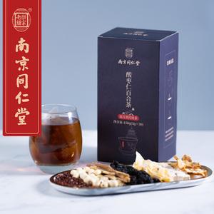 酸枣仁百合茶叶茯苓桑椹红枣花茶组合小袋装袋泡茶包