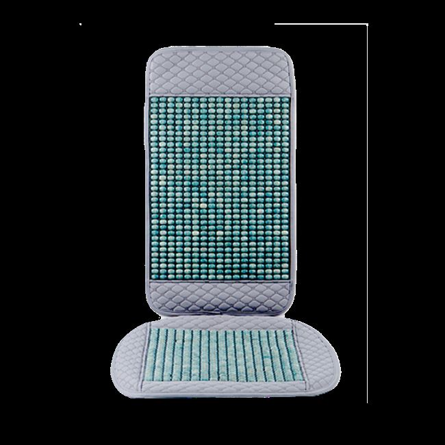 High grade car seat general summer wooden bead chair cushion single piece ventilated and breathable car cushion set car cushion seat