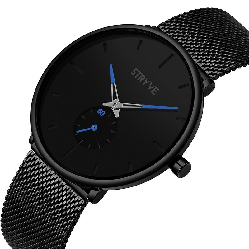 奇迹良品腕表厂价直发跨境士六针表带手表士精品手表手表S9501男