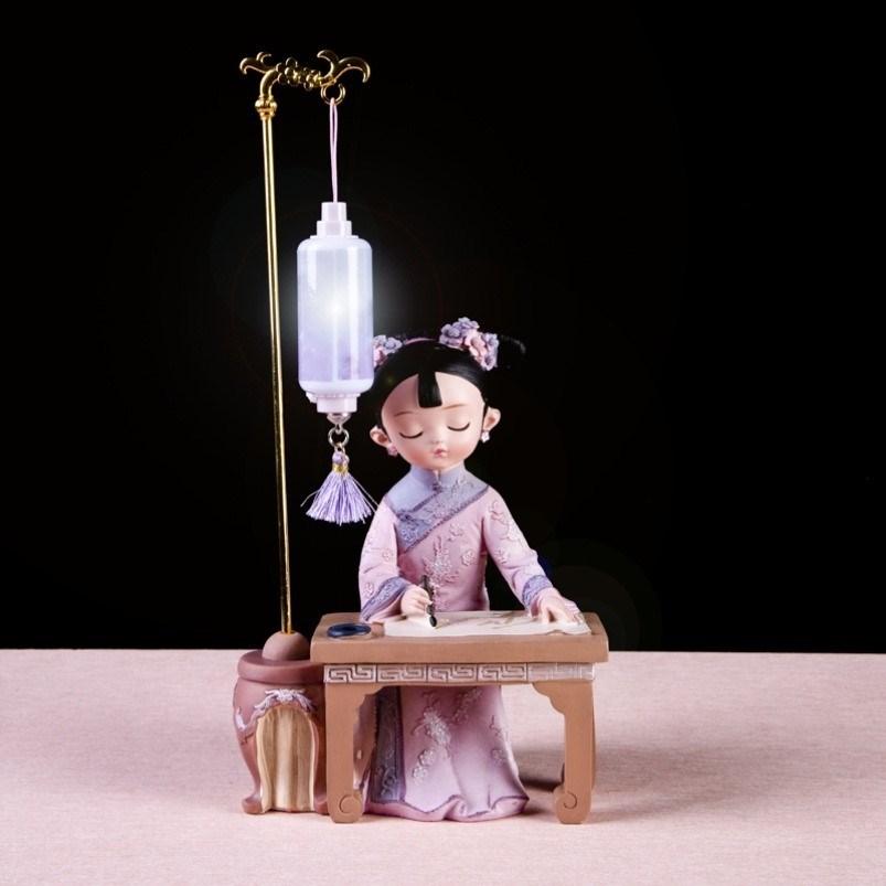 可爱的小摆件ins风治愈系女生桌面小饰品闺蜜创意装饰日式宿舍