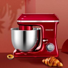 高檔7升電動廚師機商用家用小型臺式全自動揉面和面機攪拌活面打圖片