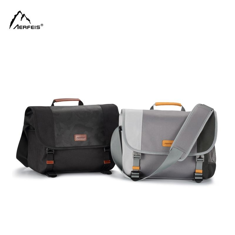 High grade single shoulder camera bag SLR Sony Fuji micro single messenger postman bag liner bag oblique cross camera bag