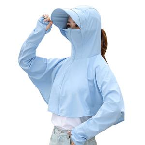 2021新款夏季潮防紫外线透气防晒衣