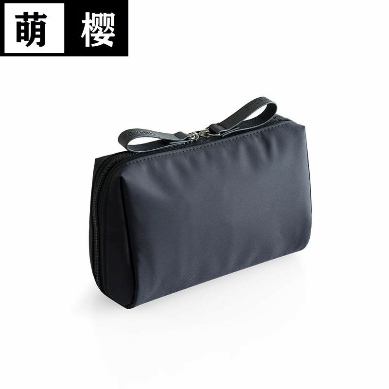 Take care of make-up bag, fresh mens wash bag, fashionable business trip, skin care products, small storage bag, portable and simple