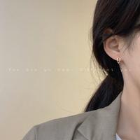 查看简约小巧耳扣2020年新款潮ins冷淡风耳环韩国气质网红耳钉耳饰女价格
