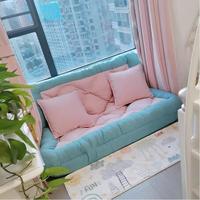 醉兰懒人沙发榻榻米单人双人小户型卧室阳台小沙发小型可爱