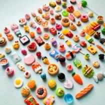 包邮盲袋矿泉水瓶食玩迷你娃娃超市bjd小玩具微缩食物模型 饮料瓶