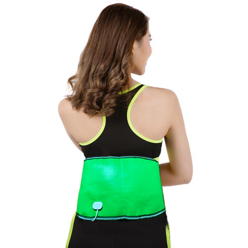 Electric hot compress waist circumference waist abdomen hot compress belt physiotherapy heating medicine pack hot compress with electric warm belt
