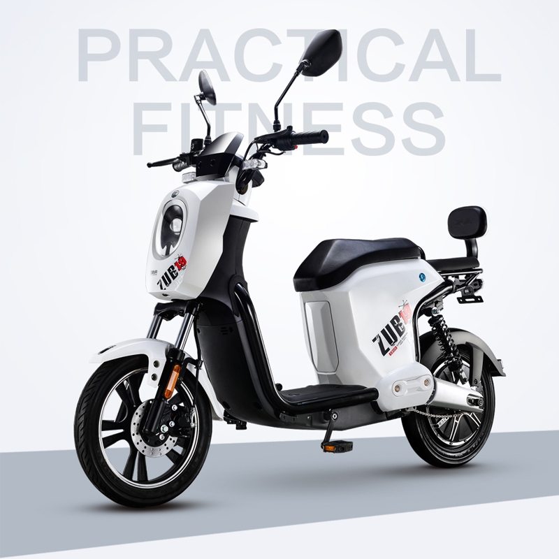 Five Star Diamond leopard little cheetah new national standard electric bicycle male and female adult battery car instead of scooter lithium battery