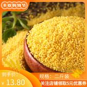 北粮膳食东北袋装黄小米五谷杂粮黑龙江粮食新米米脂小黄米小米粥