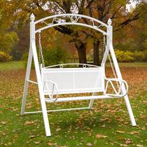 戶外雙人秋千吊椅懶人椅室內雙人家用歐式支架款大人兒童花園吊床