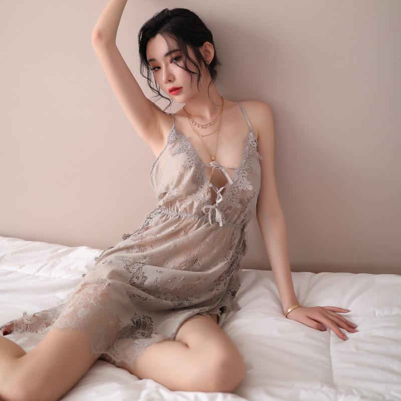 情趣睡衣性感骚火辣变态内衣欧美激情开裆免脱诱惑床上挑逗衣服女图片