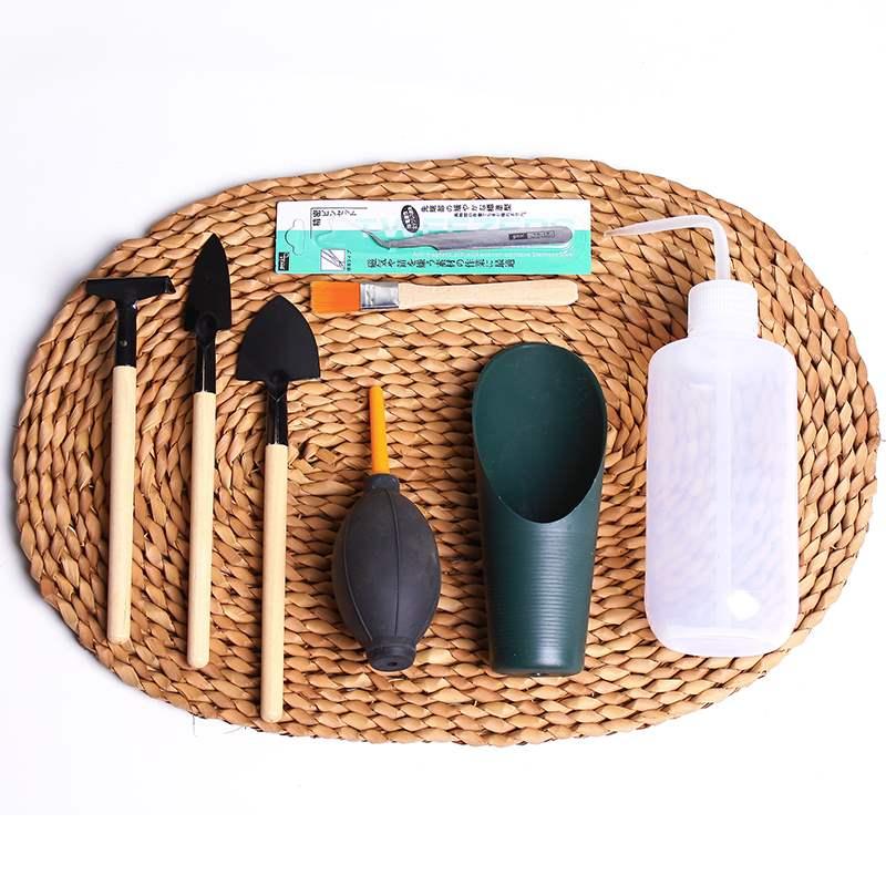 多肉工具多肉植物种植工具套装diy手工制作园艺用品盆栽材料包
