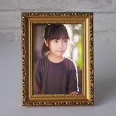 實木擺臺相框6寸5 A4營業執照掛墻像框兒童畫框 歐式