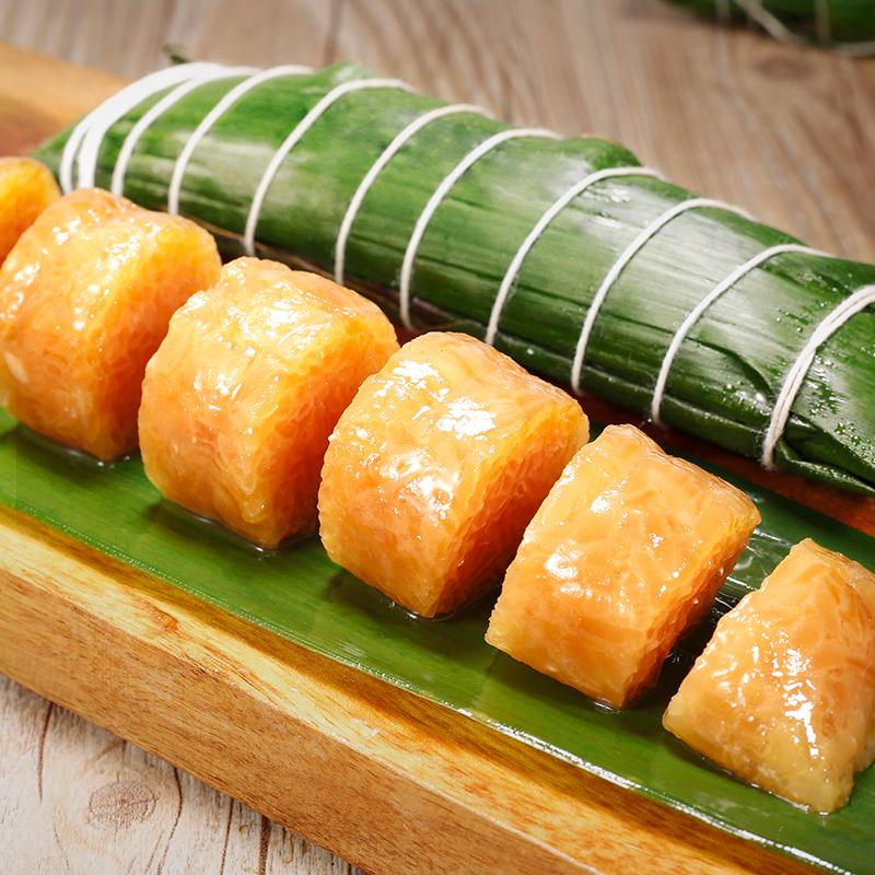 那礼广西特产粽子凉粽糯米粽客家灰水粽碱水粽开袋即食端午送礼