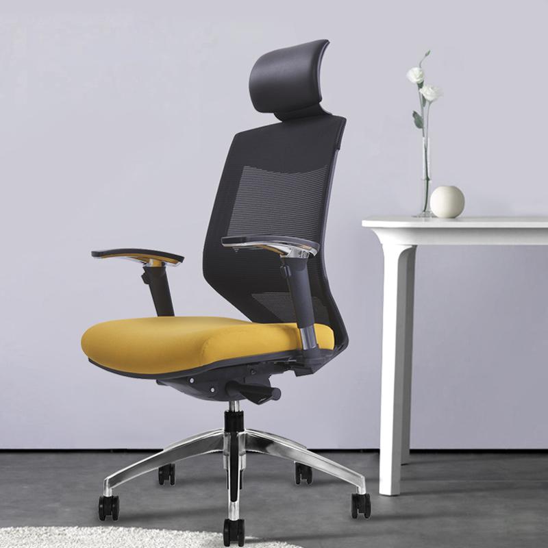 正品圣奥维格人体工学椅电脑椅家用舒适老板椅可躺转椅多功能坐座