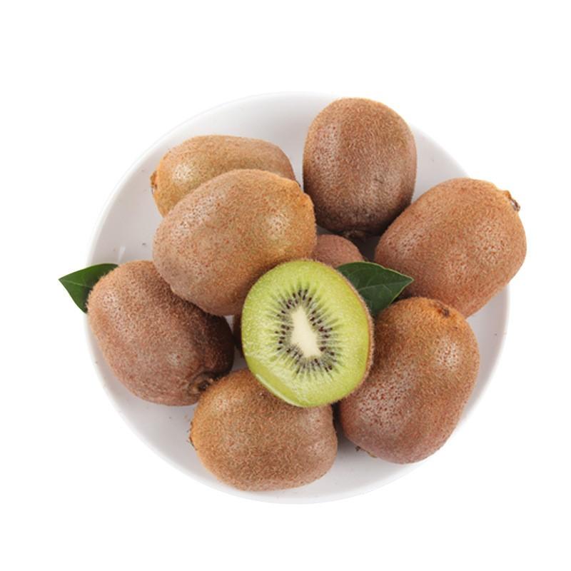 新鲜水果徐香猕猴桃海沃德猕猴桃5斤当季甜嫩多汁周至绿心奇异果
