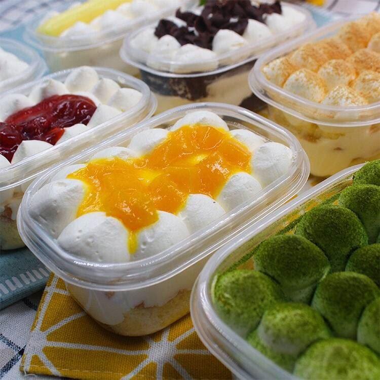 豆乳盒子网红零食蛋糕 新鲜慕斯千层蛋糕手工蛋糕西式糕点甜品