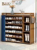 网红新品鞋架卧室简易门口鞋架家用室内好看鞋柜大容量划算鞋架