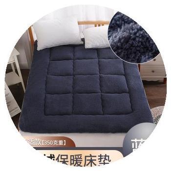 柔软打地铺防滑床垫加厚20cm榻榻米超厚经济型宿舍下铺垫被床榻