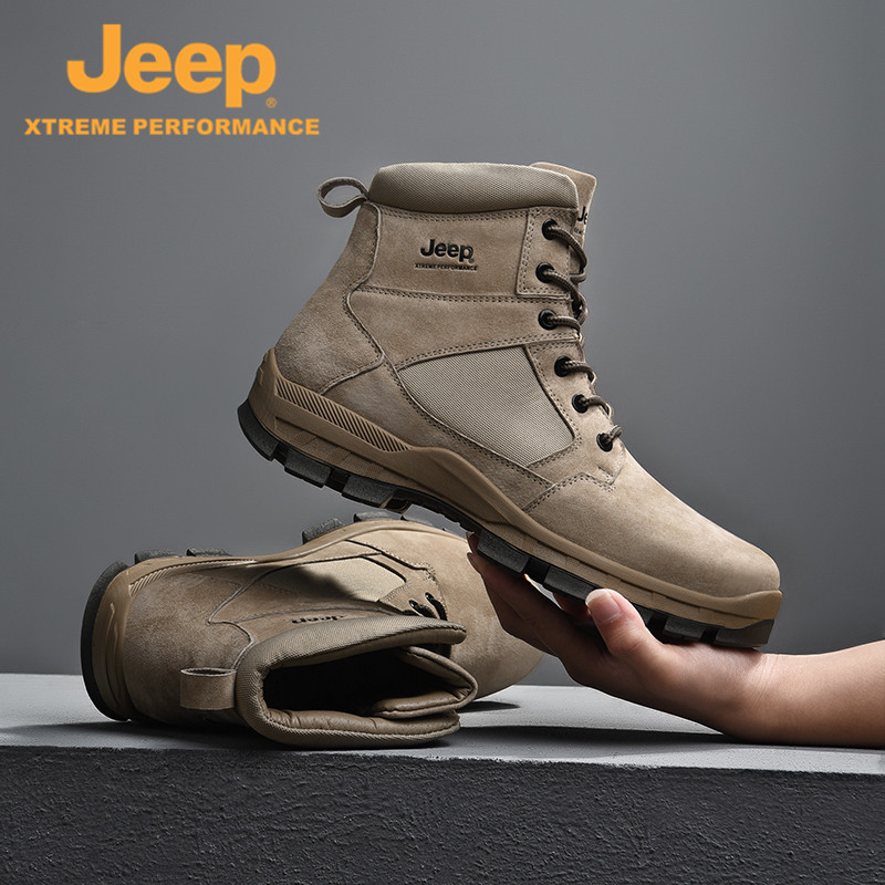 Jeeps new Martin boots in autumn and winter of 2020