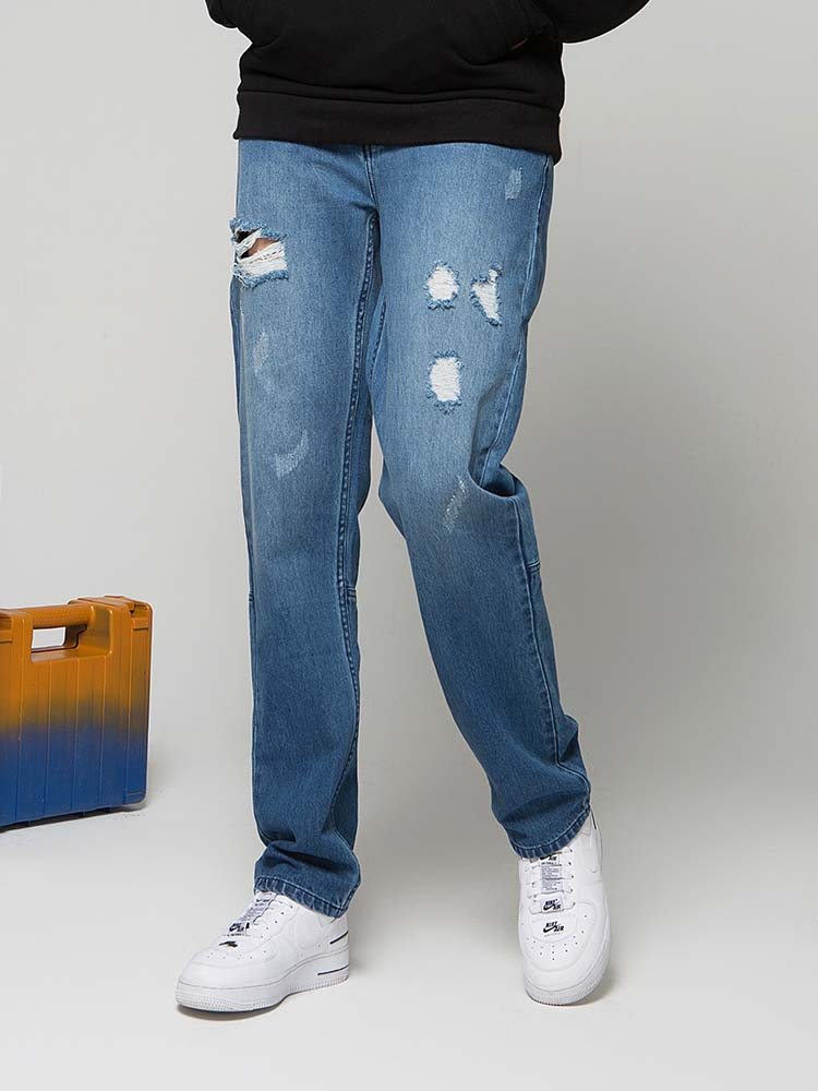 Dny trendy jeans new style in autumn