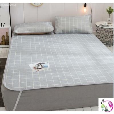 Childrens bed college student soft mat machine washable mat silk bamboo fiber simple mattress household straw mat.