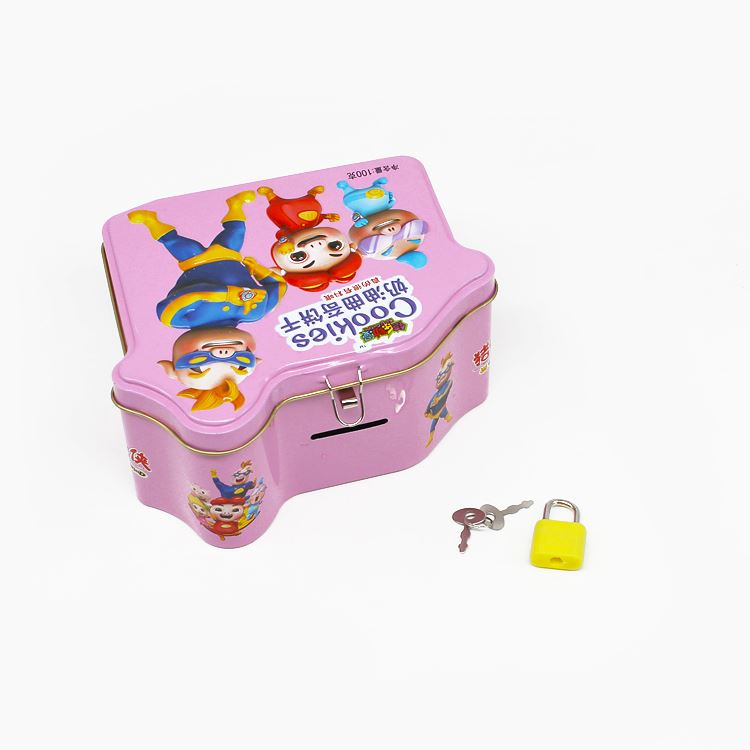 Lucky draw music box award school button toy shake guess with box sound toy hole