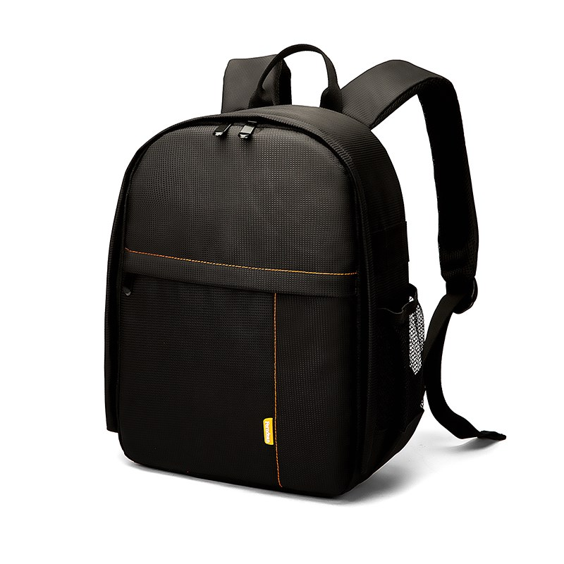 Large capacity outdoor photography Bag Backpack double shoulder small bag male camera bag multi function SLR camera micro single travel