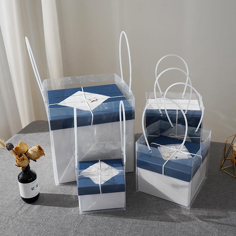 礼品盒正方形大号礼盒包装盒子超大号生日礼物盒空盒子礼物包装盒
