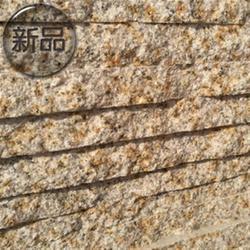 山东汶上天然黄锈石花岗岩大理石石材s板材荔枝面火烧板光面蘑菇