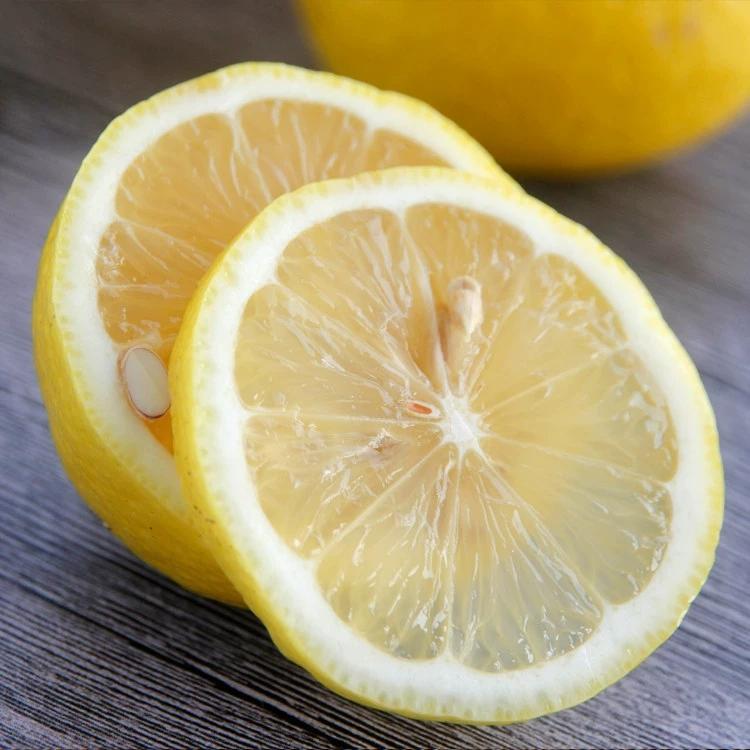四川安岳10新鲜当季水果一级黄柠檬