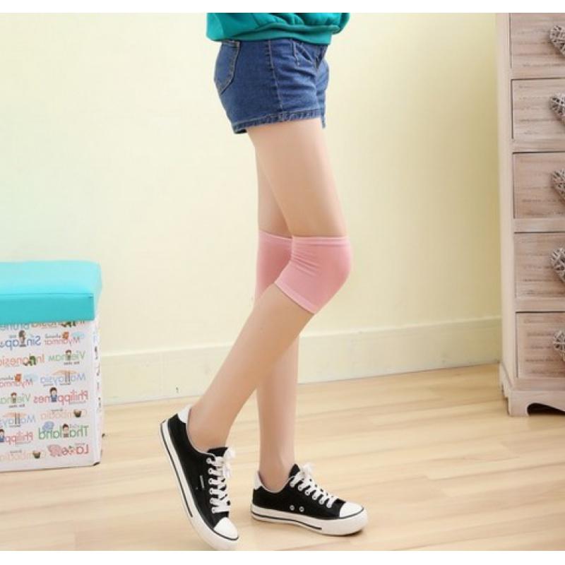 2021运动护膝男夏季女薄薄款高弹性肤色护漆保暖户膝护腿扶膝盖裹