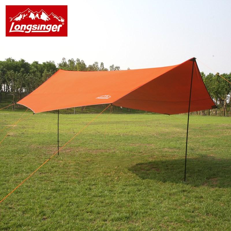 天幕 遮阳棚超大 防紫外线广告帐篷 户外防雨 遮阳凉棚