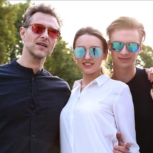 德国prisma太阳镜男墨镜偏光防蓝光太阳眼镜驾驶镜男潮FLORENZ