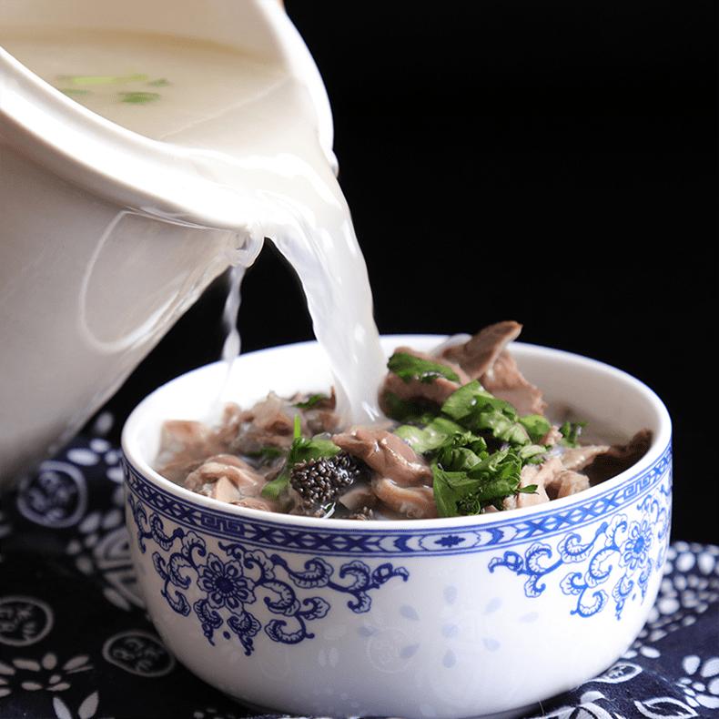 蒙羊原味羊杂200g*3内蒙古特产零食羊杂碎羊杂汤熟食加热新鲜即食
