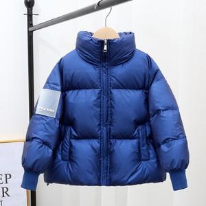 反季兒童寶寶童裝男童女童嬰兒中大童冬季加厚親子款外套羽絨服潮